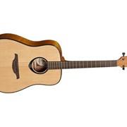 Акустическая гитара Lag Tramontane T-66D (NAT) фото