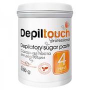 Depiltouch Depiltouch Сахарная паста для депиляции плотная (Сахарная паста) 87705 330 г фото