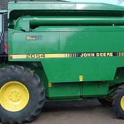 Зерноуборочный комбайн John Deere 2054 Hillmaster фото