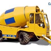 Бетоносмеситель с самозагрузкой Carmix 5.5 XL фото