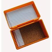 Планшет-коробка НР4008 на 30 предметных стекол фото