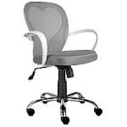 Кресло компьютерное Signal DAISY (серый) фото