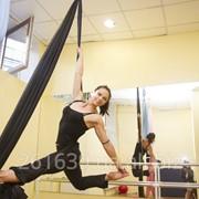Воздушная гимнастика фото