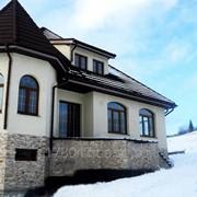 Дом под горнолыжный бизнес в Карпатах. фото