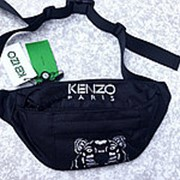 Поясная сумка Kenzo Чёрная фото