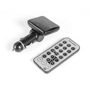 FM09 SoundWave FM-модулятор, Чёрный фото