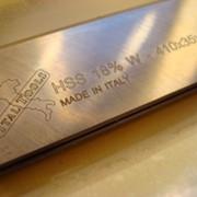Заточка фуговальных (строгальных) ножей, фрез фото