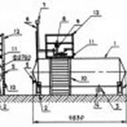 Резервуары горизонтальные стальные РГС фото