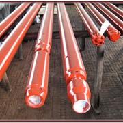Нанесение покрытия на наружную поверхность стальных труб и узлов электропогружных установок фото