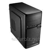 Корпус AEROCOOL PGS QS 182 (Black) (4713105956184) + БП Aerocool VX-550 550W фото