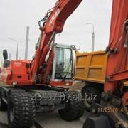 Экскаватор колесный АТЛАС 1505 фото
