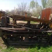 Самоходная буровая установка СБУ-100 фото