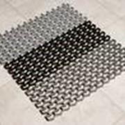 Модули ковровые грязесборные из пластиката ПВХ фото