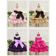 Платья детские 1 set Free shipping! New. Retail girl's dress. high quality 100% cotton girl's dress. Princess the skirt of summer. Girl's dress, код 1619042118 фото