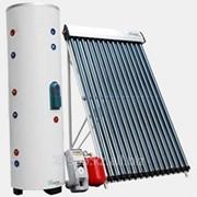 Солнечная тепловая система CH-16 для нагрева воды 200 литров фото