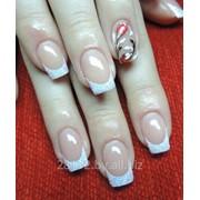 Все виды наращивания,коррекции и долговременного покрытия ногтей фото