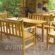Мебель садовая и дачная фото