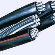Самонесущие изолированные провода: СИП. фото
