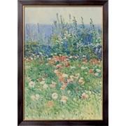 Картина Цветник, острова отмели, 1893, Хассам, Фредерик Чайлд фото