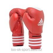 Перчатки для кикбоксинга тренировочные Adidas Ultima Competition Target WACO фото