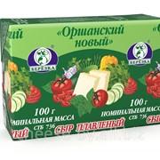 Сыр плавленый «Оршанский новый» 30% фото