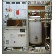 Стенд Энергосберегающие технологии. Тепловой насос с МПСО фото
