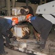 Сервисное обслуживание горно-шахтного оборудования фото