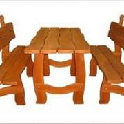 Изготовление пивных столов фото