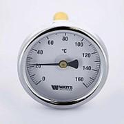 Термометр бим. D 63, L=50 мм, 160 гр., осевой WATTS фото