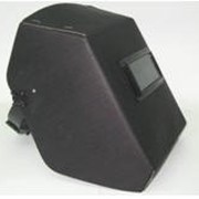 Маска сварщика тип НН-С-405-У1, укомплектована светофильтром DIN 9-12 (размер светофильтра 52х102 мм). Индивидуальные средства защиты при выполнении электросварочных работ. фото