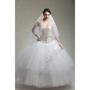 Платье свадебное Модель 390 фото