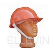 Каска защитная для строительно-монтажных работ с текс. оголовьем Юнона+ фото