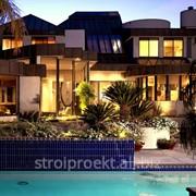 Проектирование индивидуальных домов фото