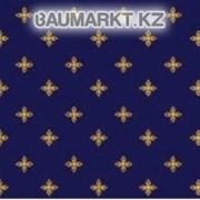 Ковролан Aquarelle 2702 8 41011, 4 м т.синий с крестами фото