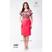 Повседневное платье Милори 1289 фото