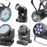 Cветовое оборудование для сцены Eurolite, Beglec,Ross-System,American DJ,Futurelight,Omnitronic фото