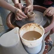 Обучение гончарному делу, мастер-класс по гончарству фото