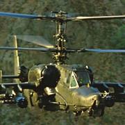 Вертолет Ка-50 фото