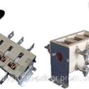 Рубильник ВР 32-35 250 А разрывной фото
