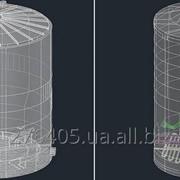 3D лазерное сканирование резервуаров фото