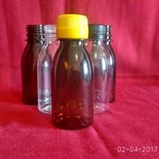 Пэт бутылка 100 мл. фото