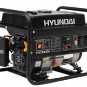 Генератор HYUNDAI HHY 3000FG Гибрид:бензин/газ фото