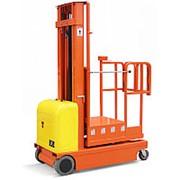 Сборщик заказов самоходный 300 кг 3,5 м TOR GOPZ3502 (трехрамочный) фото