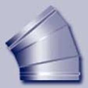 Элементы круглых воздуховодов фасонные из оцинкованной стали 0,55-1.00 мм фото