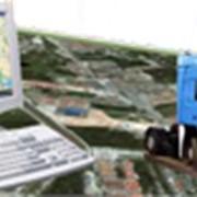 Спутниковая система (GPS) контроля и слежения за транспортом, Система GPS-мониторинга автотранспорта, предприятиям фото