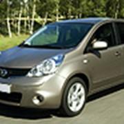 Автомобили Nissan Note фото