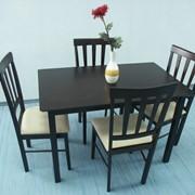 Изготовление столов и стульев фото