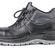 Ботинки демисезонные с металл. подноском, подошва нитрил (Рабосиз) фото
