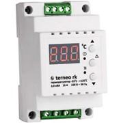Терморегулятор Terneo rk встроенный рамка Unica фото