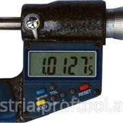 Наружный микрометр с цифровой индикацией, 180 мм фото